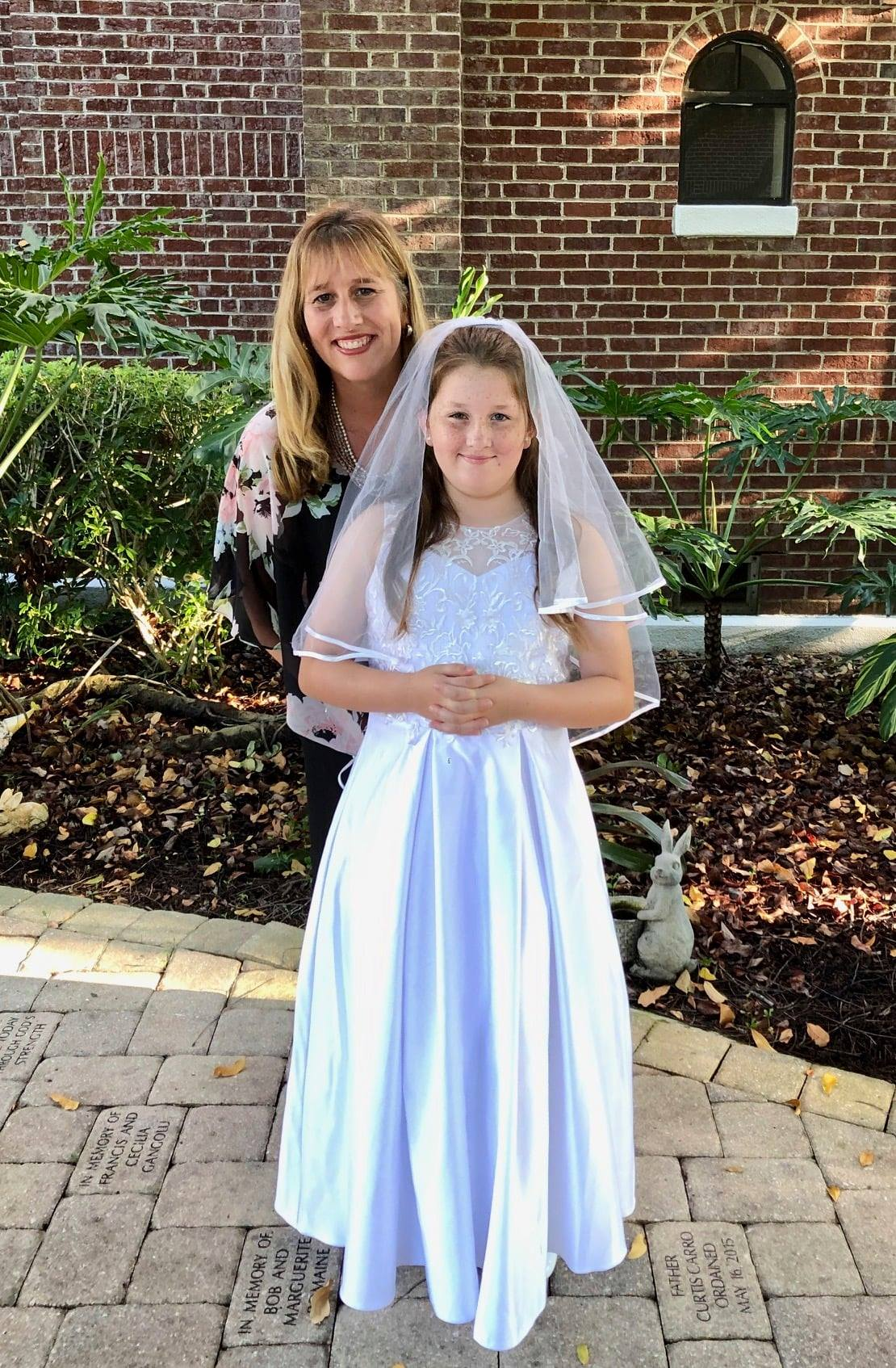 First Communion and First Reconciliation