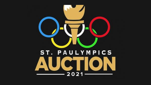 St. Paulympics – School Virtual Auction  Saturday, April 24