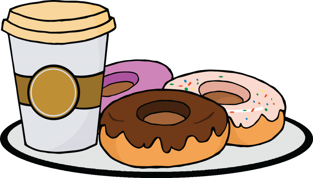 Coffee and Donuts after 9:30 a.m. Sunday Mass