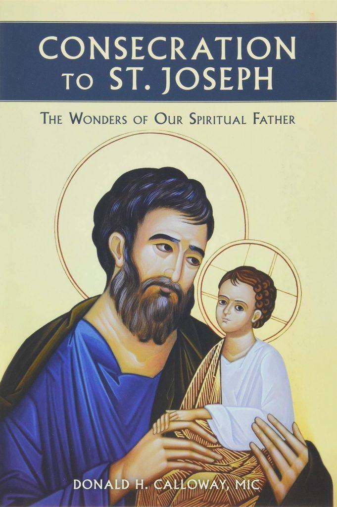 Consecration to St. Joseph beginning